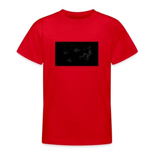 FessorVidenskabsTrøjen - Teenager-T-shirt
