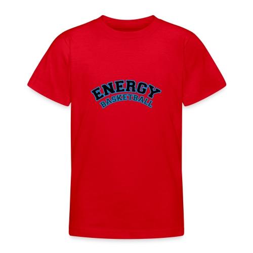 baby energy basketball logo nero - Maglietta per ragazzi