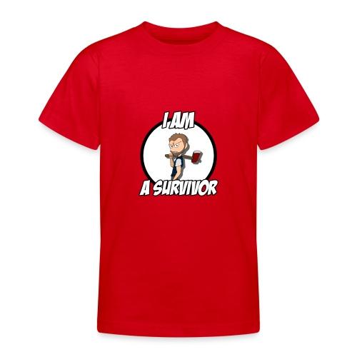 Game Survivant - T-shirt Ado