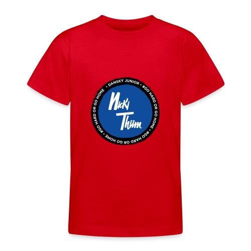 Classic Logo - Teenager T-Shirt