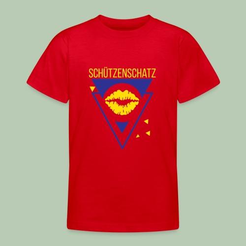 Schützenschatz - Teenager T-Shirt