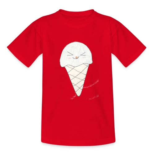 Kids for Kids: Icream 2 - Teenager T-Shirt