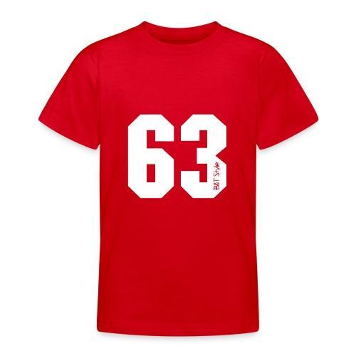 Bulldozer 63 - Teenage T-Shirt