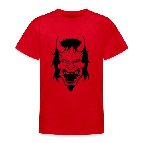 Hannya Demon - Teenager T-Shirt