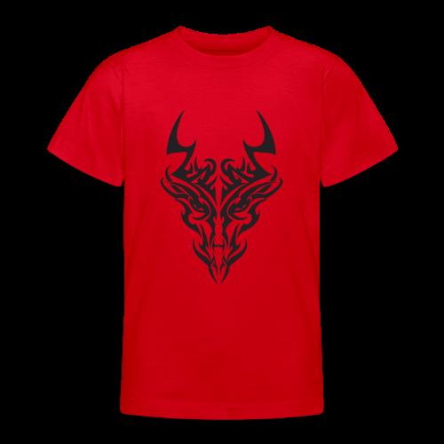 tribal dragon - T-shirt Ado