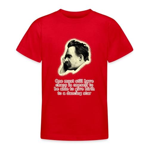 Nietzsche Meme - Teenage T-Shirt