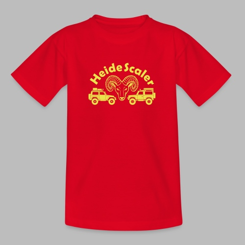 Heide Scaler (freie Farbwahl) - Teenager T-Shirt
