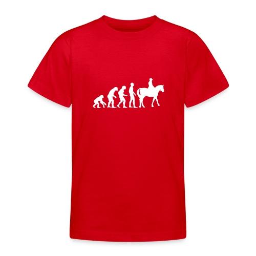 EVOLUTION HORSE - T-shirt Ado