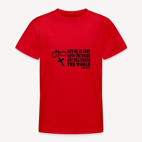 ROSARY - Teenage T-Shirt