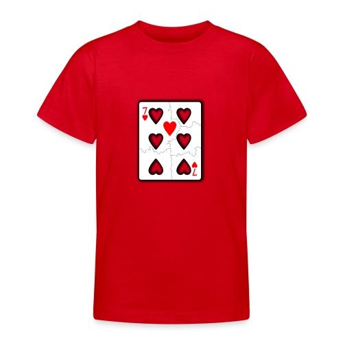LOVERS N7 - T-shirt Ado