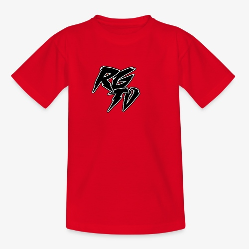 RGTV LOGO - Teenage T-Shirt