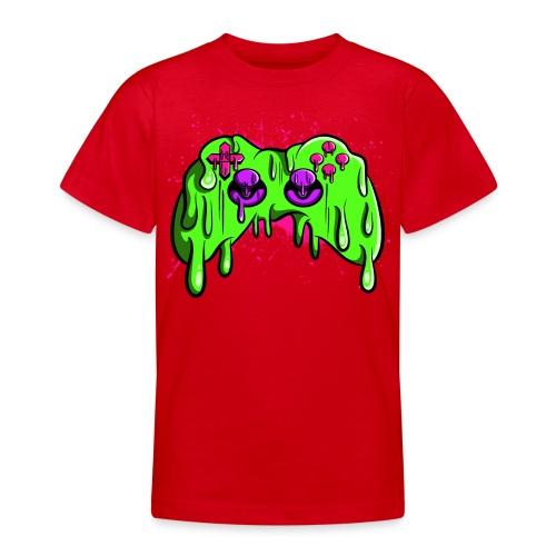 Controller geschmolzen - Teenager T-Shirt