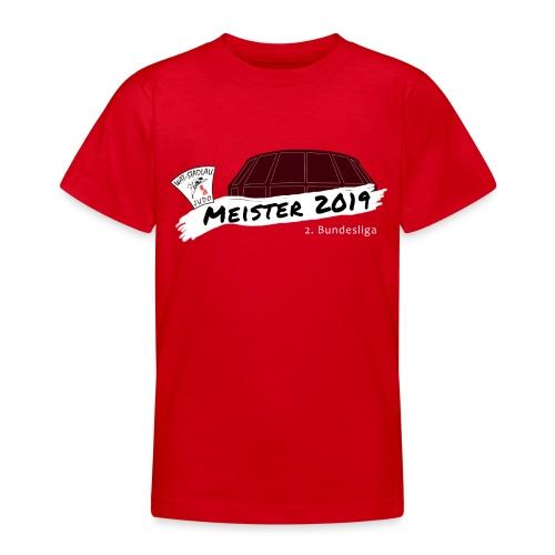 Meister-Kollektion 2019 - Teenager T-Shirt