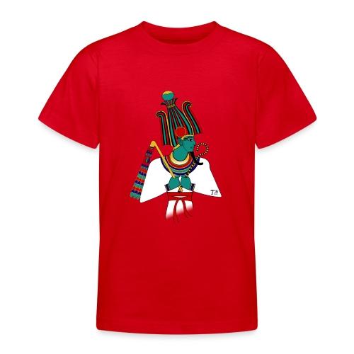 ÄGYPTEN - Osiris - altägyptische Gottheit - Teenager T-Shirt
