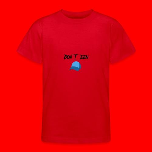 AYungXhulooo - Atlanta Talk - Don't Een Cap - Teenage T-Shirt