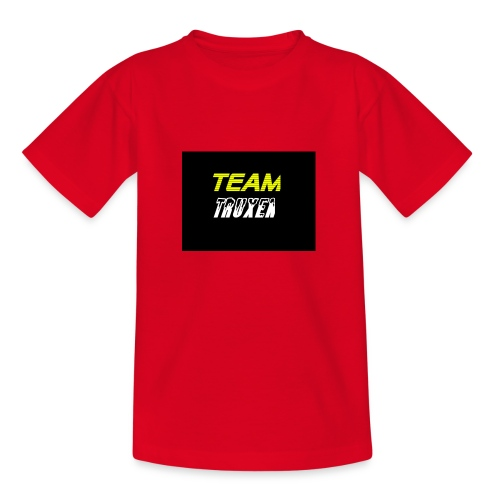 Truxenmerch - T-shirt tonåring