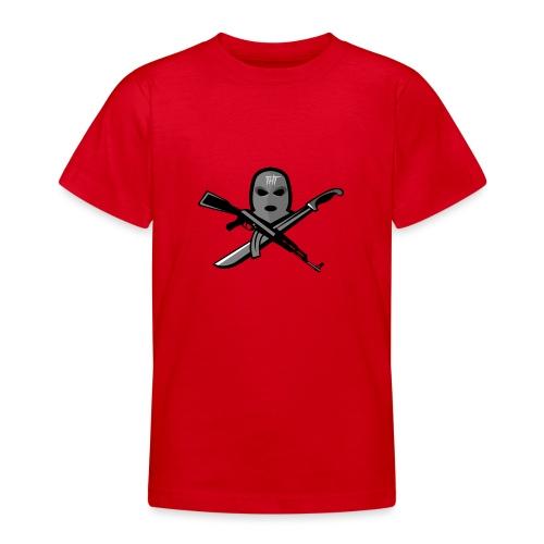 Hoolie Tribe - Teenager T-shirt