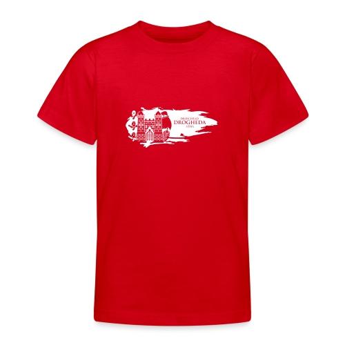 Drogheda Laurences Gate Gold - Teenage T-Shirt