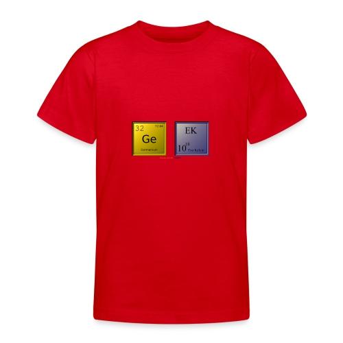 GEEK IV - T-shirt Ado