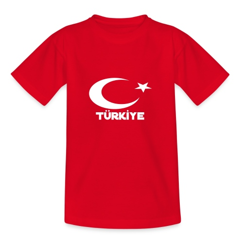 Türkiye - Teenager T-Shirt