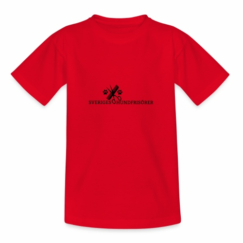 SVHFs rektangulära logo - T-shirt tonåring