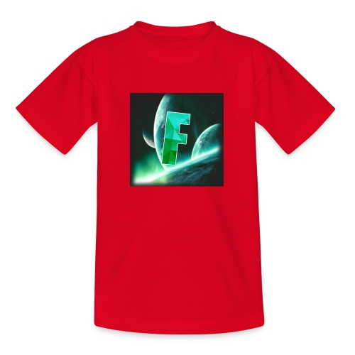 Fahmzii's masterpiece - Teenage T-Shirt