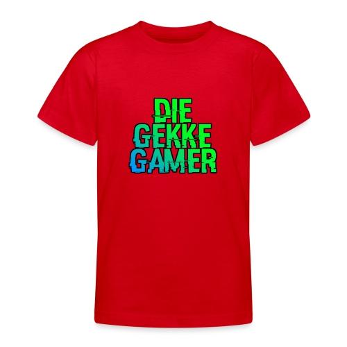 DieGekkeGamer. - Teenager T-shirt