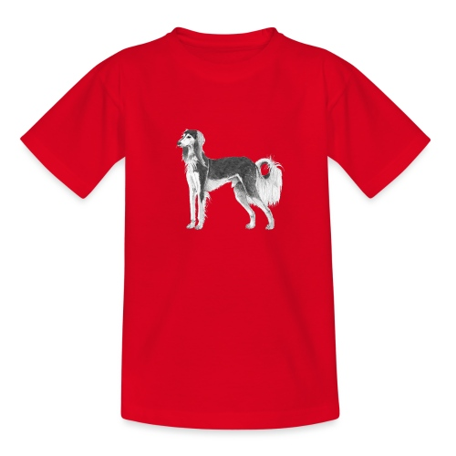 saluki - Teenager-T-shirt