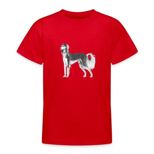 saluki - Teenager-T-shirt