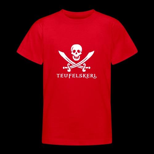 ~ Teufelskerl ~ - Teenager T-Shirt