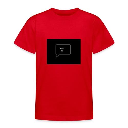 MREJYT T-sjorta - T-skjorte for tenåringer