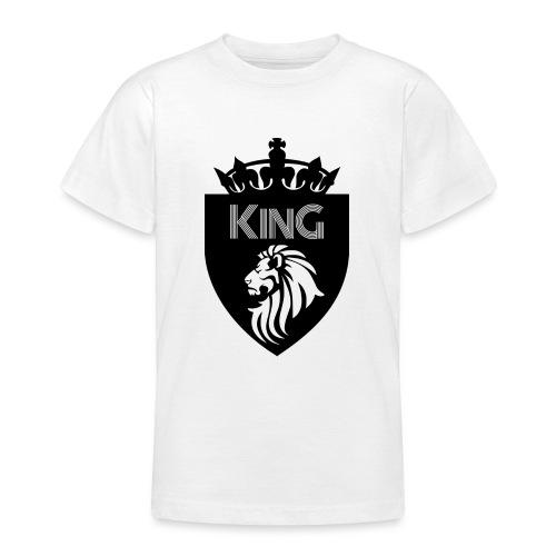 king - T-shirt Ado