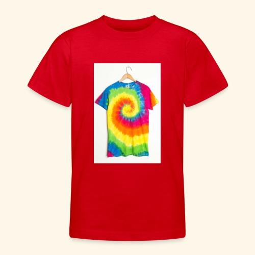 tie die - Teenage T-Shirt