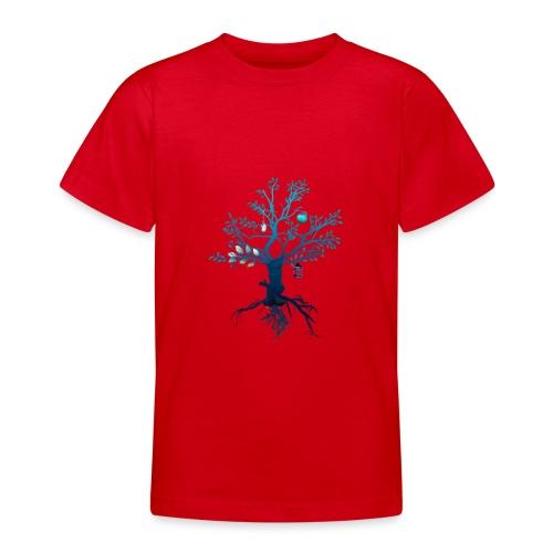 Lebensbaum - Teenager T-Shirt