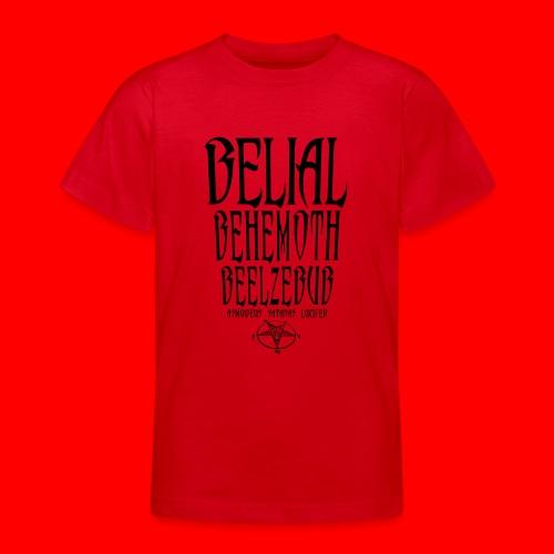 PURE EVIL - Teenage T-Shirt