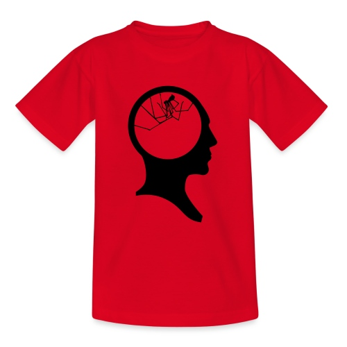 brain spider - T-shirt Ado