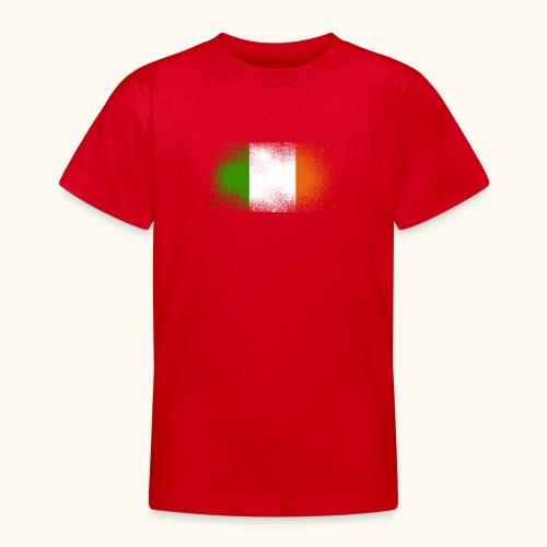 Irland Grunge irische Flagge lustig Geschenk Ire - T-shirt Ado