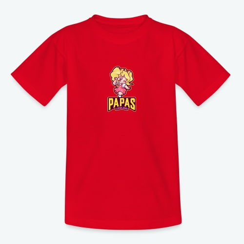 Papas Liebling - Teenager T-Shirt