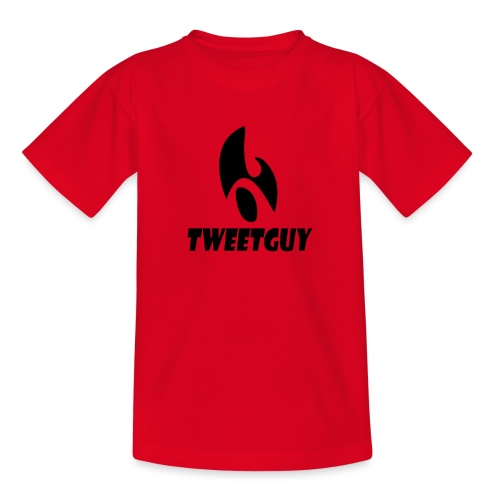 TweetGuy Originele Merchandise Met TEKST - Teenager T-shirt