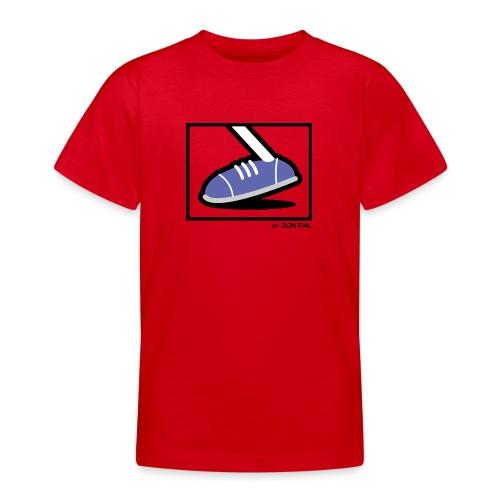 Buddy's Foot - T-shirt Ado