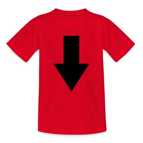 pfeil - Teenager T-Shirt