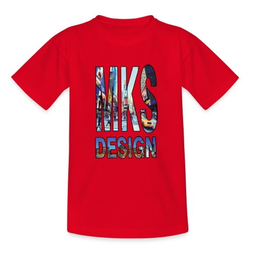 MERKOS modelo 3 - Camiseta adolescente
