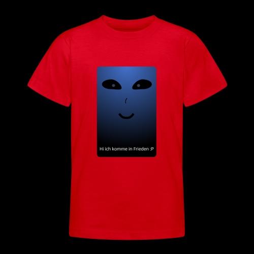 Frieden - Teenager T-Shirt