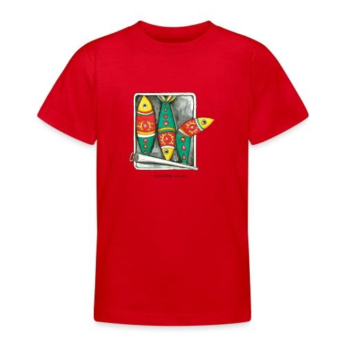 Les sardines - T-shirt Ado