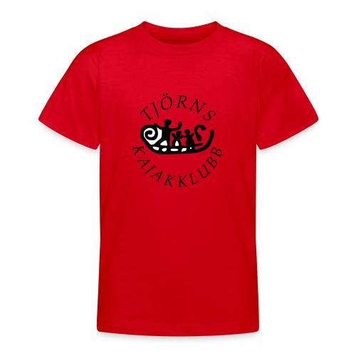 tjkk logo2018 - T-shirt tonåring