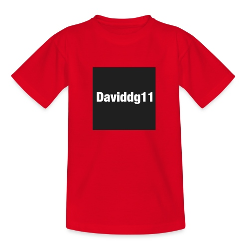 daviddg11 - Teenage T-Shirt
