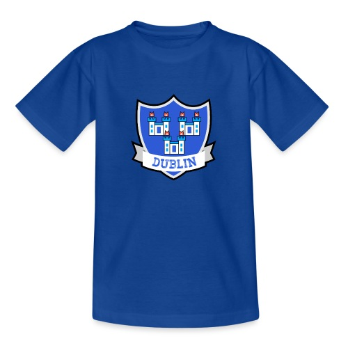 Dublin - Eire Apparel - Teenage T-Shirt