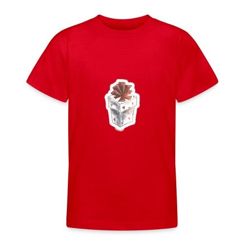 Christmas present - Teenage T-Shirt