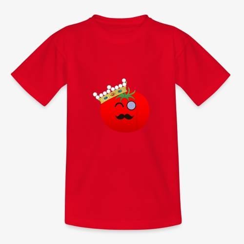Tomatbaråonin - T-shirt tonåring