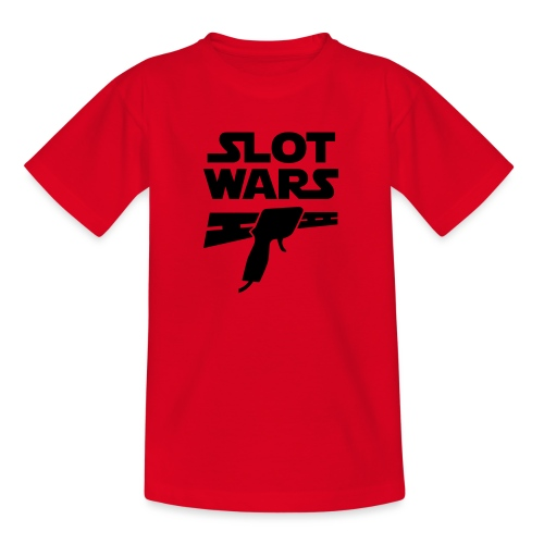 Slot Wars - Teenager T-Shirt